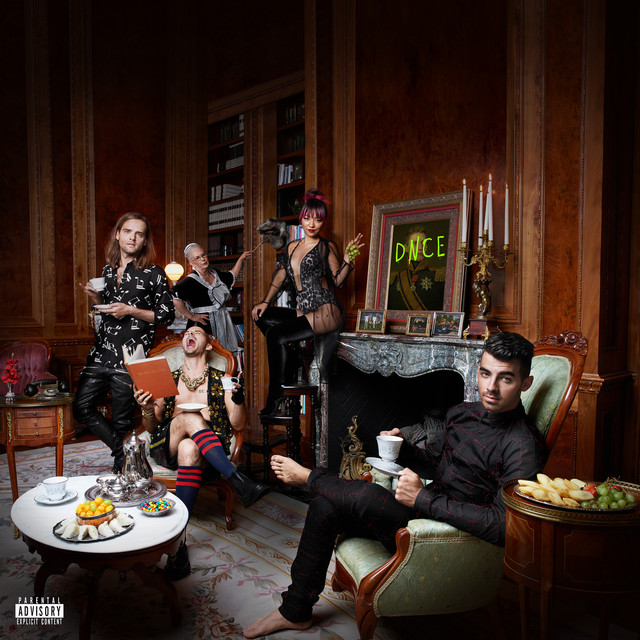 DNCE: Toothbrush